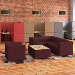 Sven Christiansen X-Range soft seating and booths