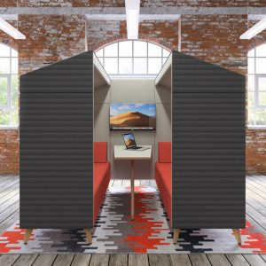 Booths/Privacy Pods