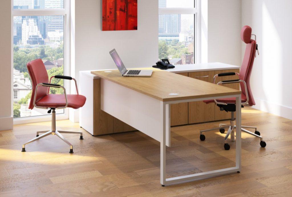 Sven Christiansen Ambus Executive Desks